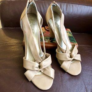 Anthropologie Sandal Heels